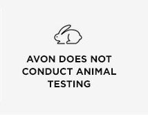 AVON DOES NOT CONDUCT ANIMAL TESTING